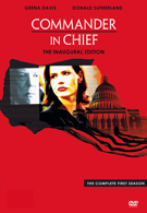 Commander in Chief p� DVD