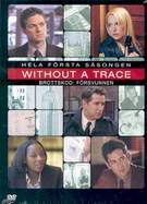 Without a Trace p� DVD