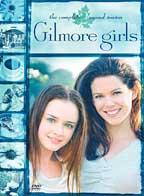 Gilmore Girls på DVD
