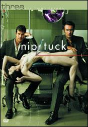 Nip/ Tuck på DVD