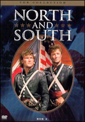 North and South p� DVD