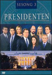Presidenten p� DVD