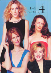 Sex and the City p� DVD