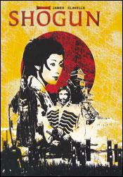 Shogun  p� DVD