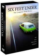 Six Feet Under p� DVD