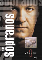 Sopranos p� DVD