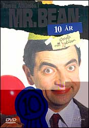 Mr. Bean  på DVD
