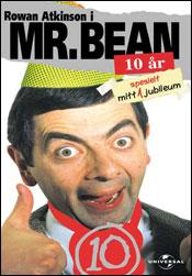 Mr. Bean  p� DVD